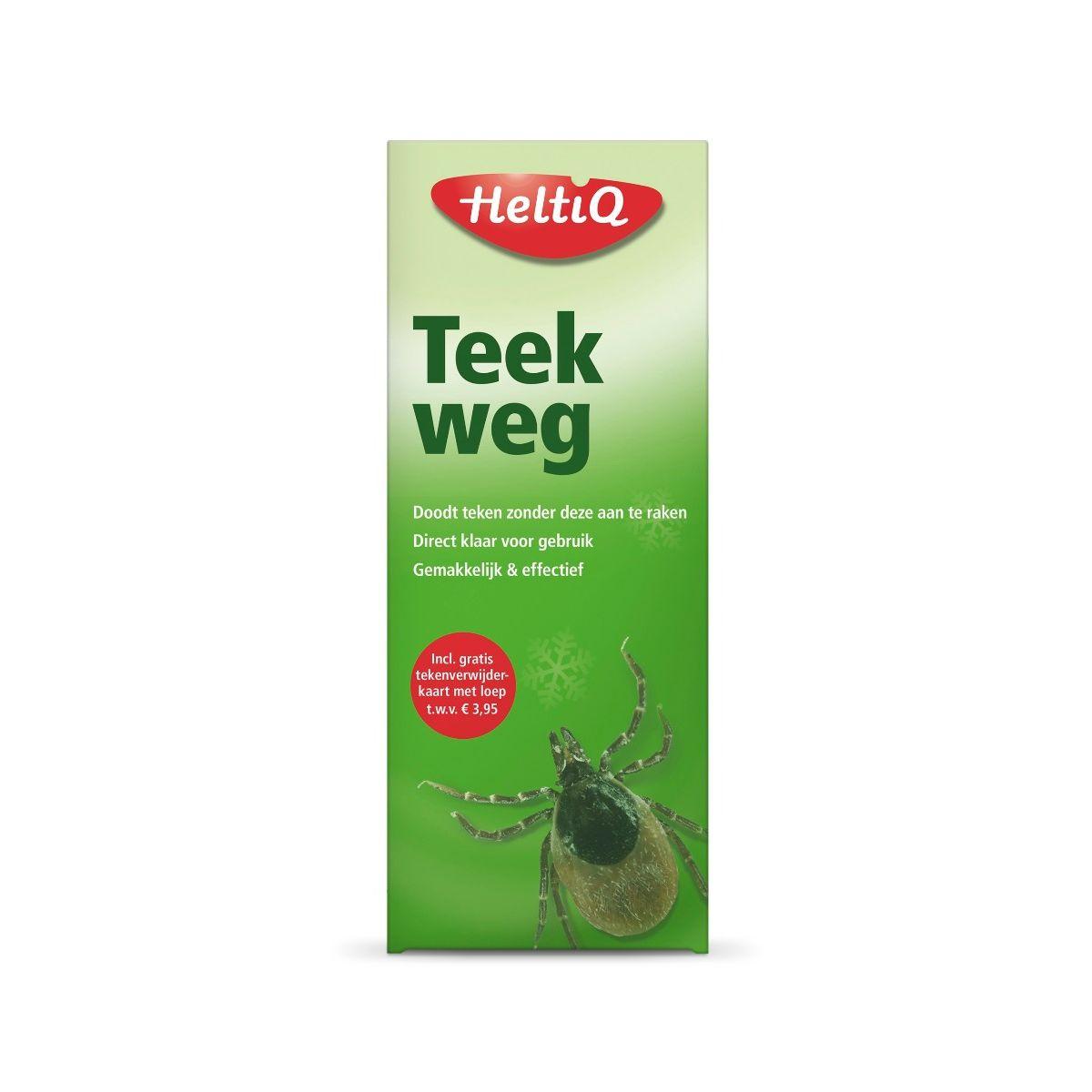 HeltiQ Teekweg